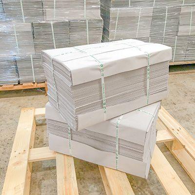 Balas de papel absorbente