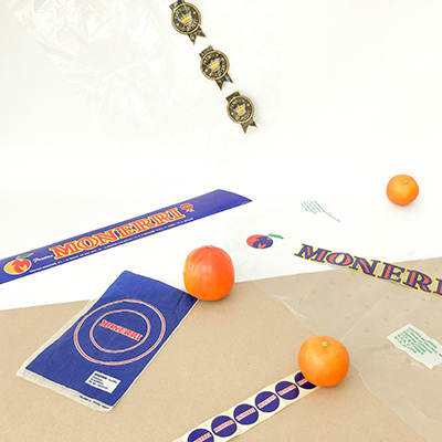 Embalajes para frutas personalizables