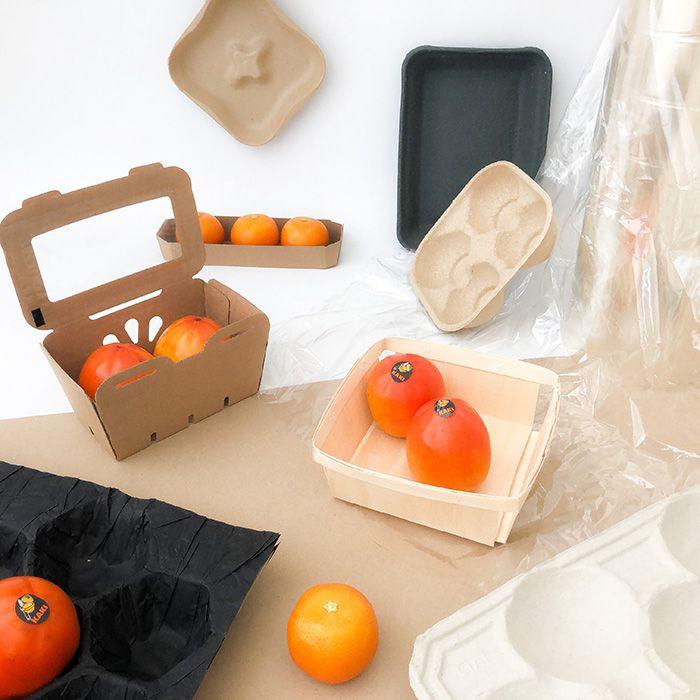 Envases y embalajes sostenibles para fruta