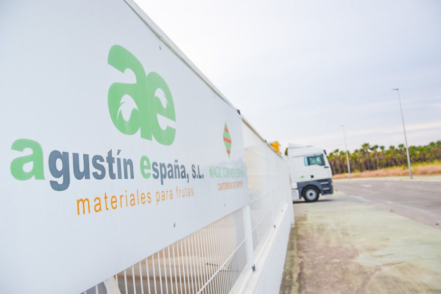 Vista muelles empresa Agustín España SL