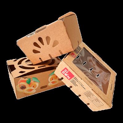 Bandejas de cartón para fruta