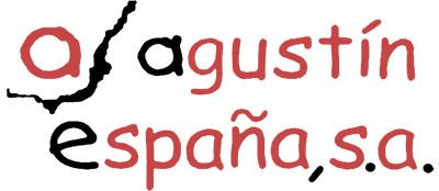 Tercer logotipo empresa Agustin España